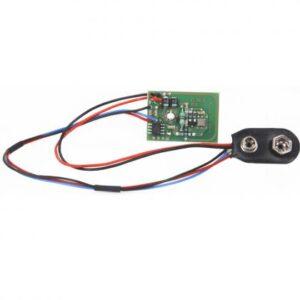 Miniaturowy nadajnik dwukanałowy Elmes MTX2