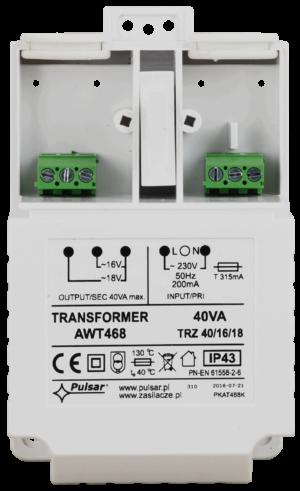 Transformator TR 40VA