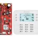 Centrala alarmowa PRiMA 64 z manip.CLCD SL GSM SET