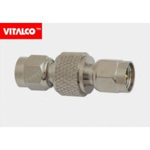 Adapter wtyk RSMA/wtyk SMA Vitalco