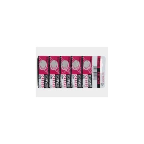 Bateria CR1620 Maxell