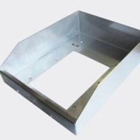 Obudowa ze stali nierdzewnej, DAX-2-1 INOX